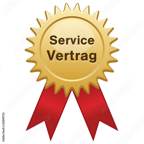 Servicevertrag