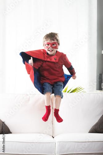 Little super hero