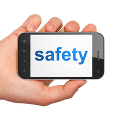 Safety concept: Safety on smartphone