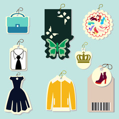 price tags - Illustration