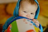 baby biting toy