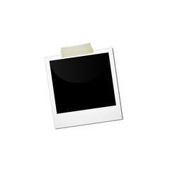 Isolated Polaroid logo
