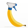 banana spray