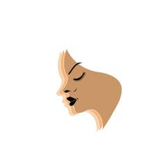 Logo for skin tanning