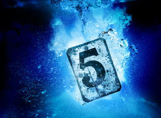 sinking number five