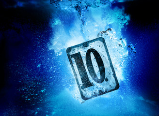 sinking number ten