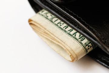 Wallet the poor man