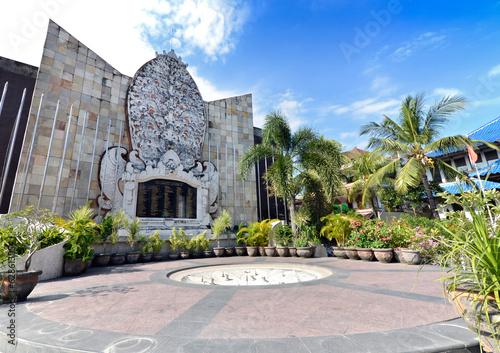 Foto op Plexiglas Indonesië Bali bombing memorial