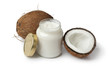 Coconut oil and fresh coconut - 62862165