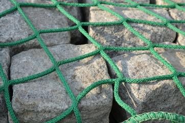 Steine sicher transportieren