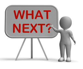 What Next Whiteboard Means Following Procedures And Planning
