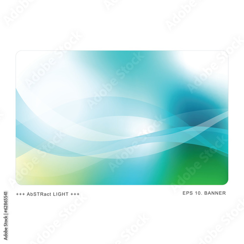 Web banner, Abstract template with copy space
