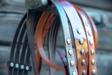 belts on axe
