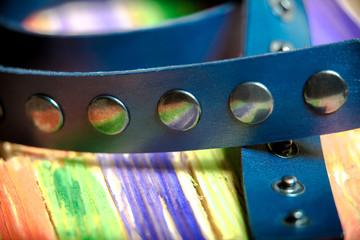 Colorful belts