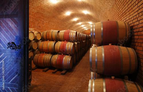 Wine barrels © Zsolt Biczó