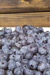 Heidelbeeren oder Blaubeeren, Blueberries