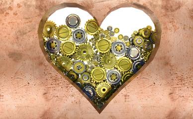 Cuore, ricordo, amore, matrimonio,sentimenti, Meccanismi