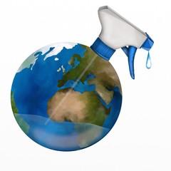 acqua nel pianeta