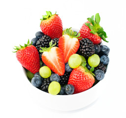 Fresh fruit salad mix