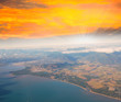 Dramatic sunset sky over Queensland Coast - 62876551