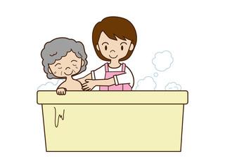 入浴(介護)