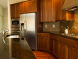 Walkway in to Modern Kitchen - 62879377