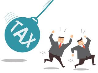 tax pendulum