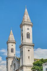 Saint Ludwig church in Munich, Germany