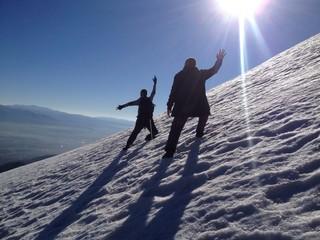 dağcıların başarısı