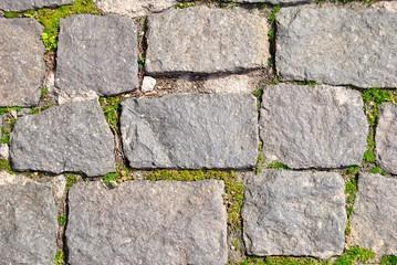 Suelo de piedra