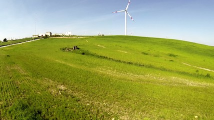 eolico allontanamento