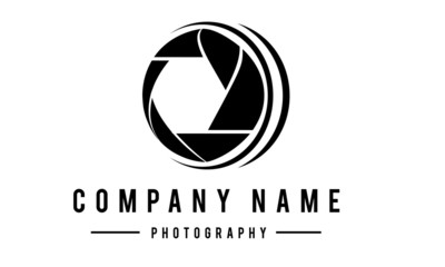 Photography Company Logo