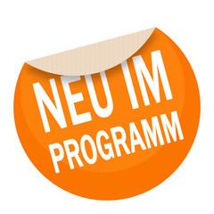 sticker - aufkleber - neu im programm - g663