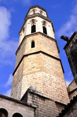 Figueras, torre de la iglesia de San Pedro, Girona