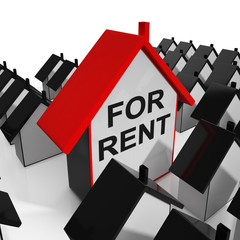 For Rent House Means Leasing To Tenants