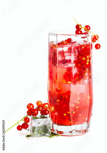 Red current drink