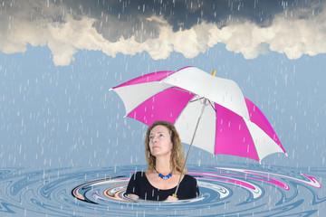 Regenschirm 52