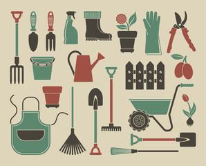 Garden icons