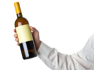 Wine bottle show