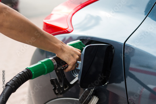 Buying petrol