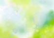canvas print picture - abstrakt licht natur