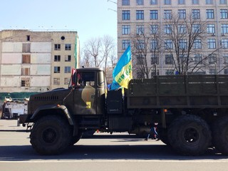ukraininan revolution