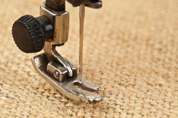 needle sewing machine