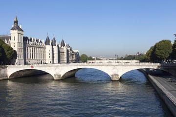 Conciergerie, Paris, France.