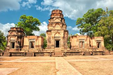 Prasat Kravan - a 10th century Hindu temple in Angkor