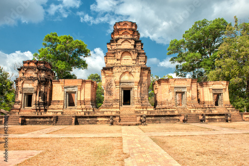 Prasat Kravan - a 10th century Hindu temple in Angkor