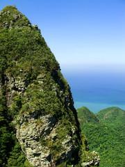 Langkawi island landscape, Malaysia