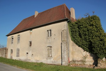 Ladignac-le-Long ,château de Chastaing.