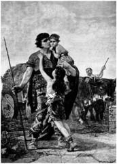 Peasants : Father comes back - Le Retour du Père