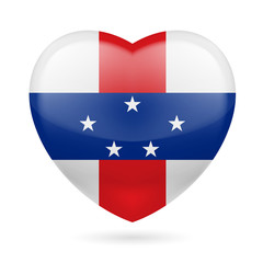 Heart icon of Netherlands Antilles